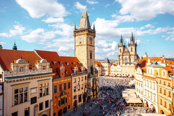 Visitez de magnifiques villes d'Europe