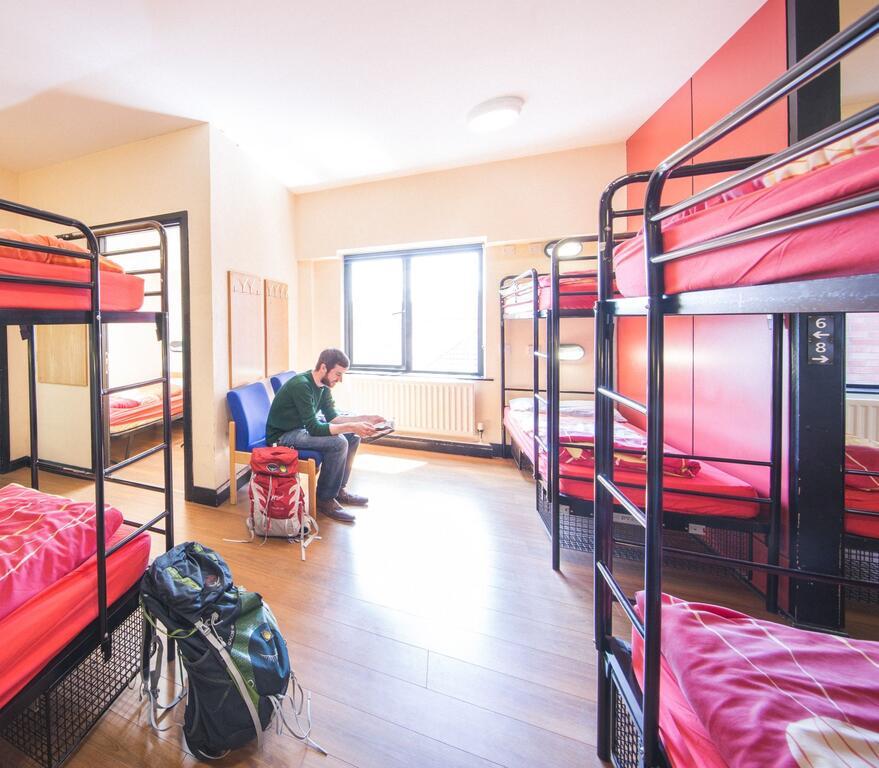 Allez-vous séjourner dans une auberge de jeunesse ?