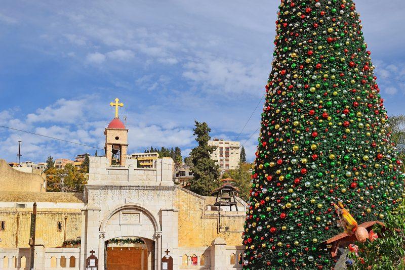 Les lieux cultes à visiter en Israël à Noël